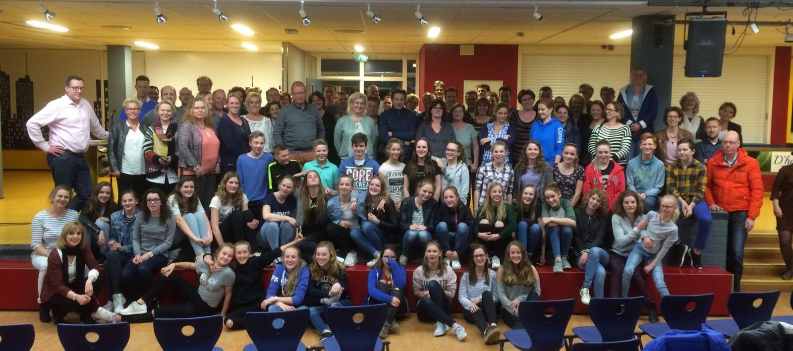 Echange Pays-Bas – On y est! (news)