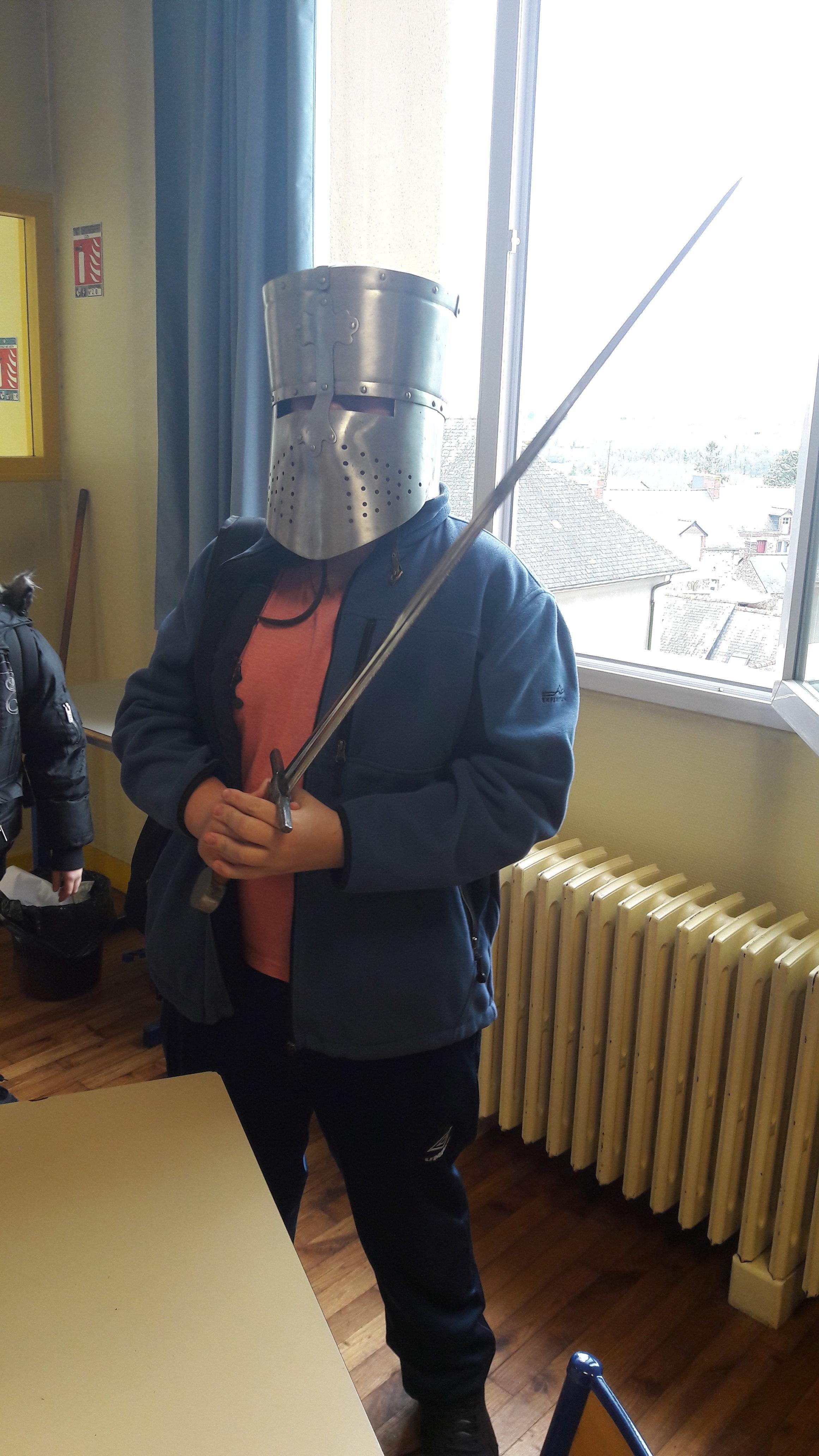 Le Moyen Age en 5ème