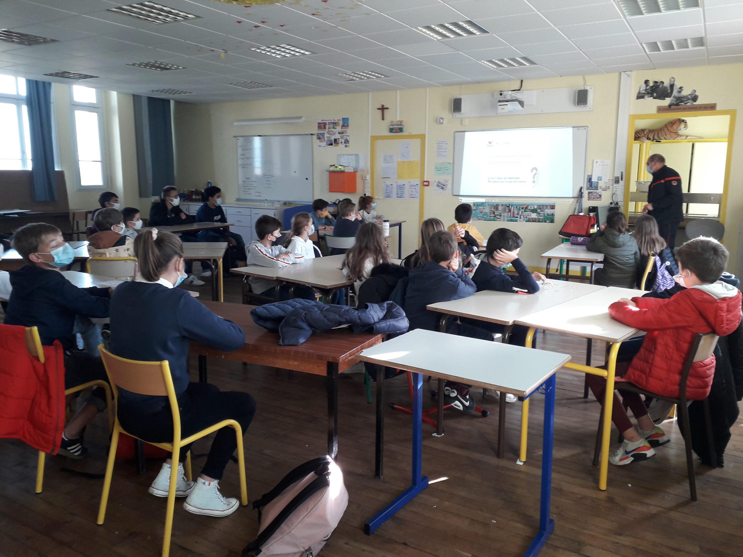 Formation ASSEC pour les élèves